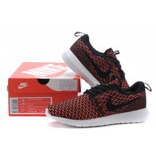 WHOLESALE NIKE ROSHE RUN MEN RUNNING SHOES BLACK ORANGE