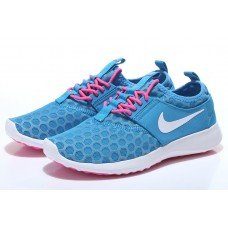 WHOLESALE NIKE ZENJI WOMEN RUNNING SHOES ROYAL BLUE PINK