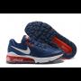 Cheap Nike Air Vapormax Flyknit Men Shoes White Blue Outlet
